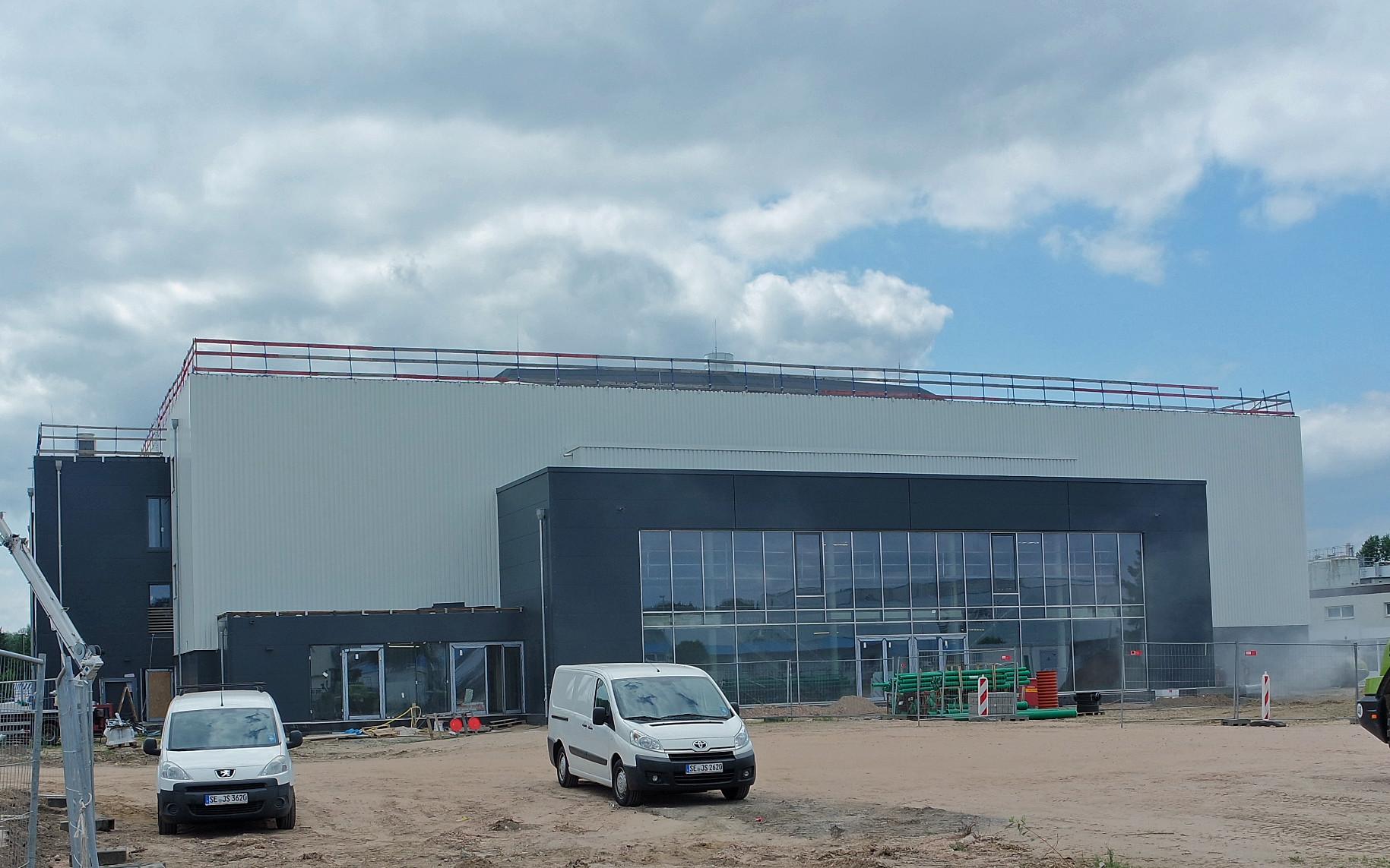 Arena Lueneburger Land Juli 2021