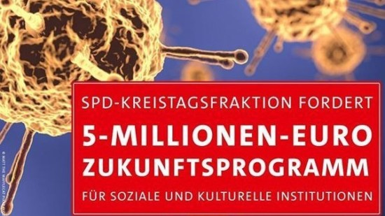 5-Millionen-Zukunftsprogramm Corona