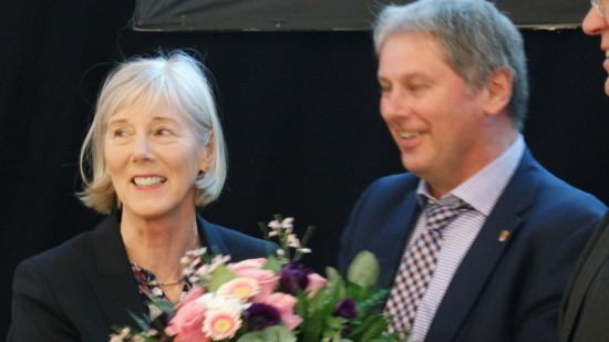 Wahl Kreistagsvorsitz Inge Voltmann Hummes