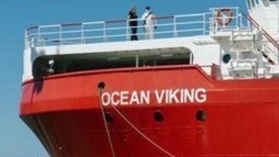 Ocean viking - Seenotrettung